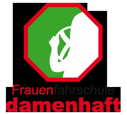 Logo Frauenfahrschule Damenhaft